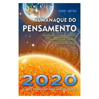 Livro - Almanaque do Pensamento 2020 -  1º edição