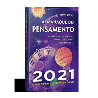 Livro Almanaque do Pensamento 2021 - Pensamento