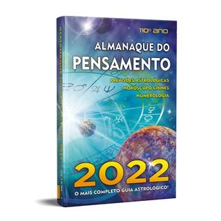Livro Almanaque do Pensamento 2022 - Pensamento - Pré-Venda