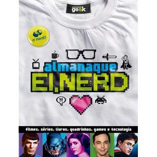 Livro - Almanaque Ei Nerd - Universo Geek