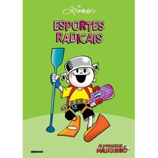 Livro - Almanaque Maluquinho: Esportes radicais - Ziraldo - Globinho