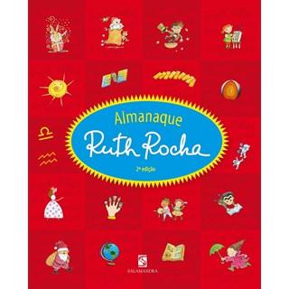 Livro - Almanaque Ruth Rocha
