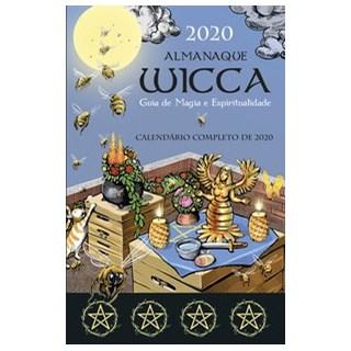 Livro - Almanaque Wicca 2020 -  1º edição