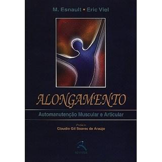 Livro - Alongamento - Esnault ***