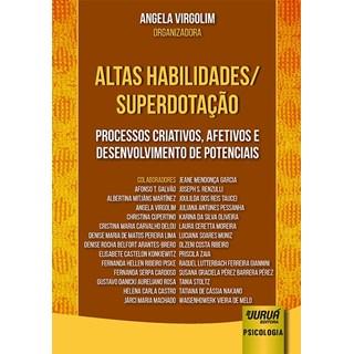 Livro - Altas Habilidades/Superdotação - Virgolim - Juruá