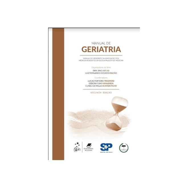 Livro - Amerepam - Manual de Geriatria