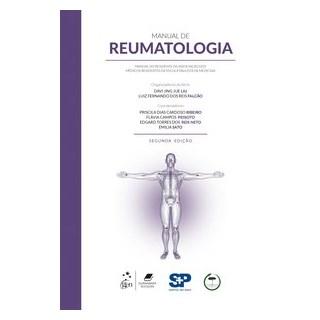 Livro - Amerepam Manual de Reumatologia - RIBEIRO 2º edição