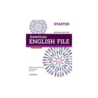 Livro - American English File Starter - Student's Book - 2 ed - Oxford