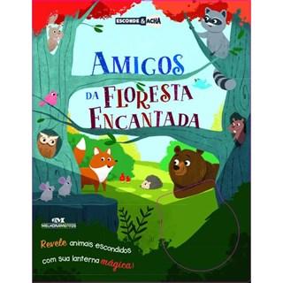 Livro Amigos da Floresta Encantada - Melhoramentos