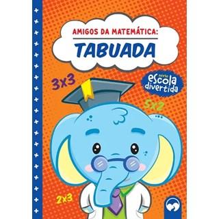 Livro - Amigos Da Matemática - Tabuada
