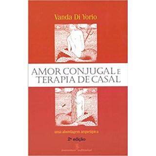 Livro - Amor conjugal e terapia de casal - Yorio - Summus