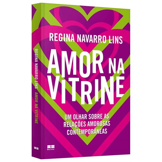 Livro Amor na vitrine - Lins - Bestseller