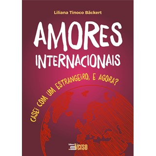 Livro Amores Internacionais - Bäckert - Inverso