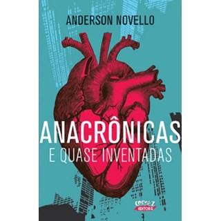 Livro - Anacrônicas - Novello