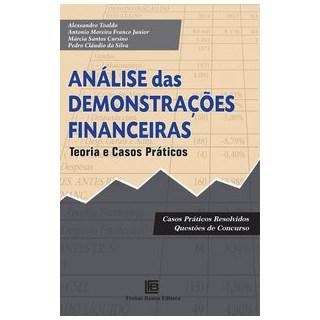 Livro - Análise das demonstrações financeiras - Cursino 1º edição