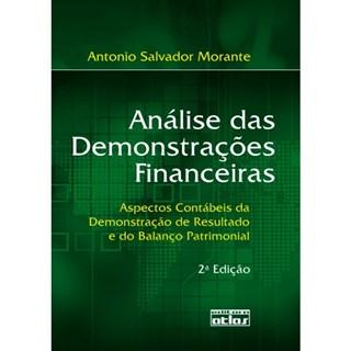 Livro - Análise das Demonstrações Financeiras - Morante