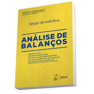 Livro - Análise de Balanços - XT - Ludícibus