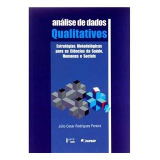 Livro - Análise de Dados Qualitativos - Pereira