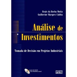 Livro - Análise de Investimentos - Motta