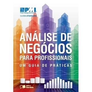Livro - Análise de Negócios Para Profissionais - Um Guia de Práticas