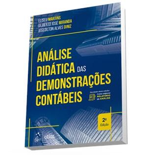 Livro - Análise Didática das Demonstrações Contábeis - Martins