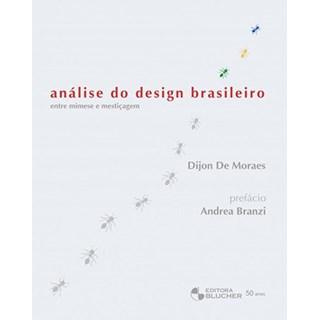 Livro - Análise do Design Brasileiro - Moraes