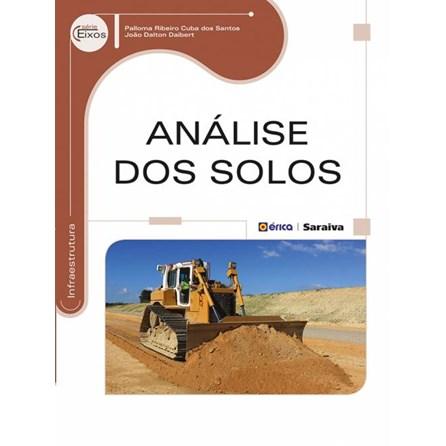 Livro - Análise dos Solos - Daibert