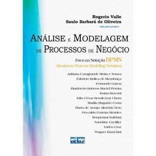 Livro - Análise e Modelagem de Processos de Negócios - Valle