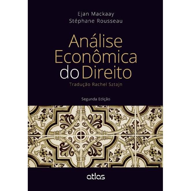 Livro - Análise Econômica do Direito - Mackaay