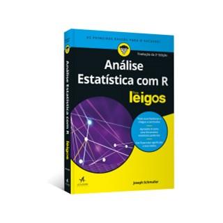 Livro - Análise Estatística com R Para Leigos - Schmuller