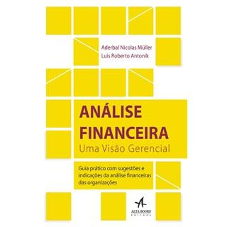 Livro - Análise Financeira - Antonik - Alta Books