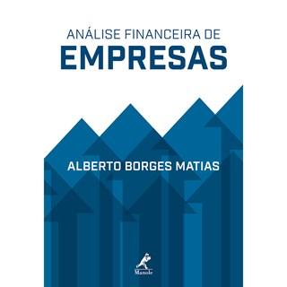 Livro - Análise Financeira em Empresas - Matias