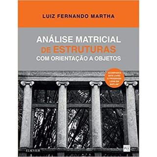 Livro - Análise Matricial de Estruturas - Martha