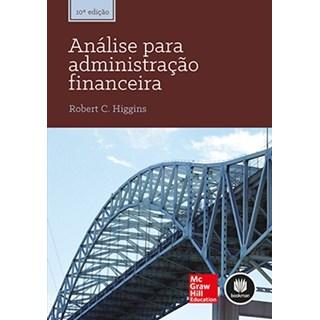 Livro - Análise para Administração Financeira - Higgins