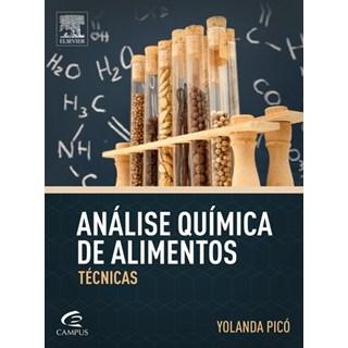 Livro - Análise Química dos Alimentos - Picó