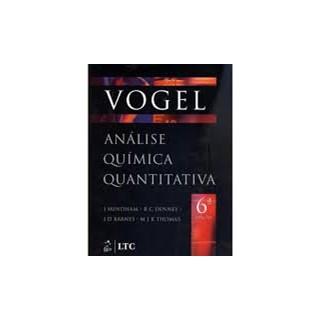 Livro - Análise Química Quantitativa - Vogel