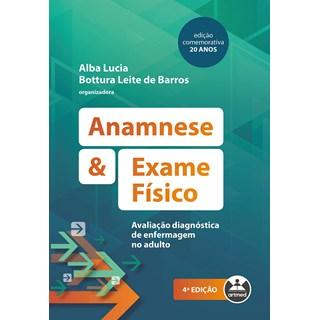 Livro Anamnese e Exame Físico - Barros - Artmed
