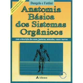 Livro - Anatomia Básica dos Sistemas Orgânicos - Fattini