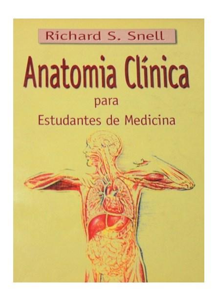 Livro - Anatomia Clínica para Estudantes de Medicina - Snell