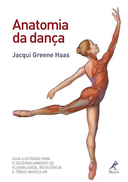 Livro - Anatomia da Dança - Haas