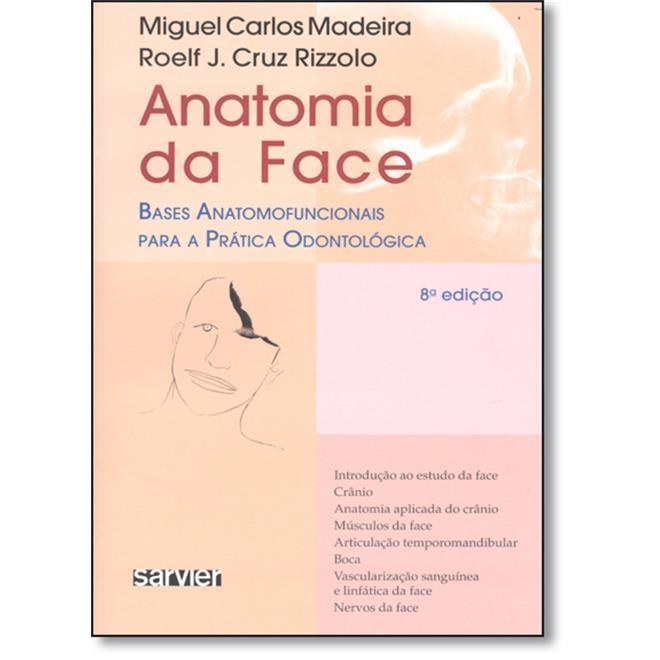 Livro - Anatomia da Face - Madeira
