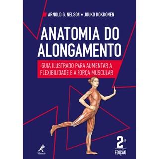 Livro - Anatomia do Alongamento - Nelson