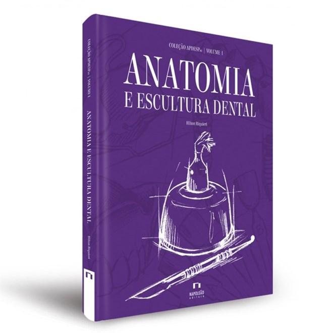 Livro - Anatomia e Escultura Dental - Riquieri
