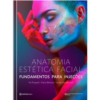 Livro Anatomia Estética Facial - Pirayesh - Napoleão