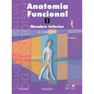 Livro - Anatomia Funcional - Membro Inferior - Vol 2 - Kapandji
