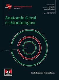 Livro Anatomia Geral e Odontologica Serie Abeno Odontologia Esse