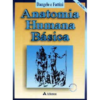 Livro - Anatomia Humana Básica - Fattini - Atheneu