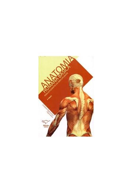 Livro - Anatomia Humana Básica - Ruiz