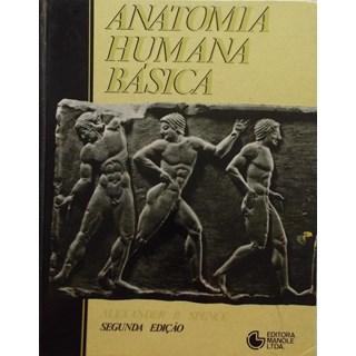 Livro - Anatomia Humana Básica - Spence