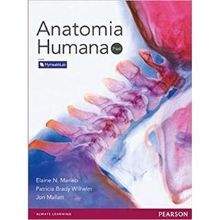 Livro - Anatomia Humana - Marieb